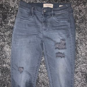 Pacsun distressed jegging